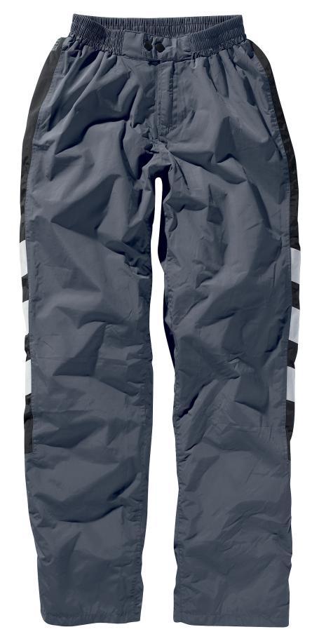 Pantalon de pluie - TERRA EAST AX - Noir&Gris
