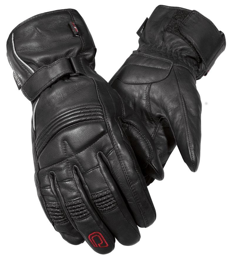 GANTS MOTOS Nibe 2 Gore-tex X-Trafit noir, marque Dane