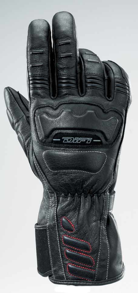 GANTS MOTOS Warrior noir, Difi