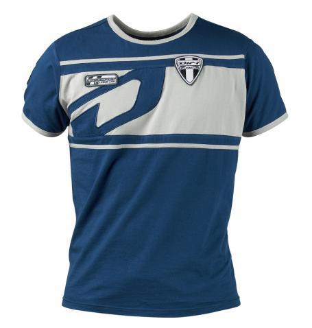 T-SHIRT marque DIFI Bleu marine