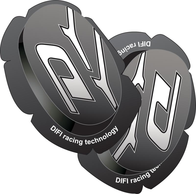 SLIDER Genoux - Kit Impact - DIFI - Noir