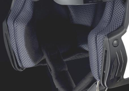 Coussins joues BAYARD SP-60 Junior Noir