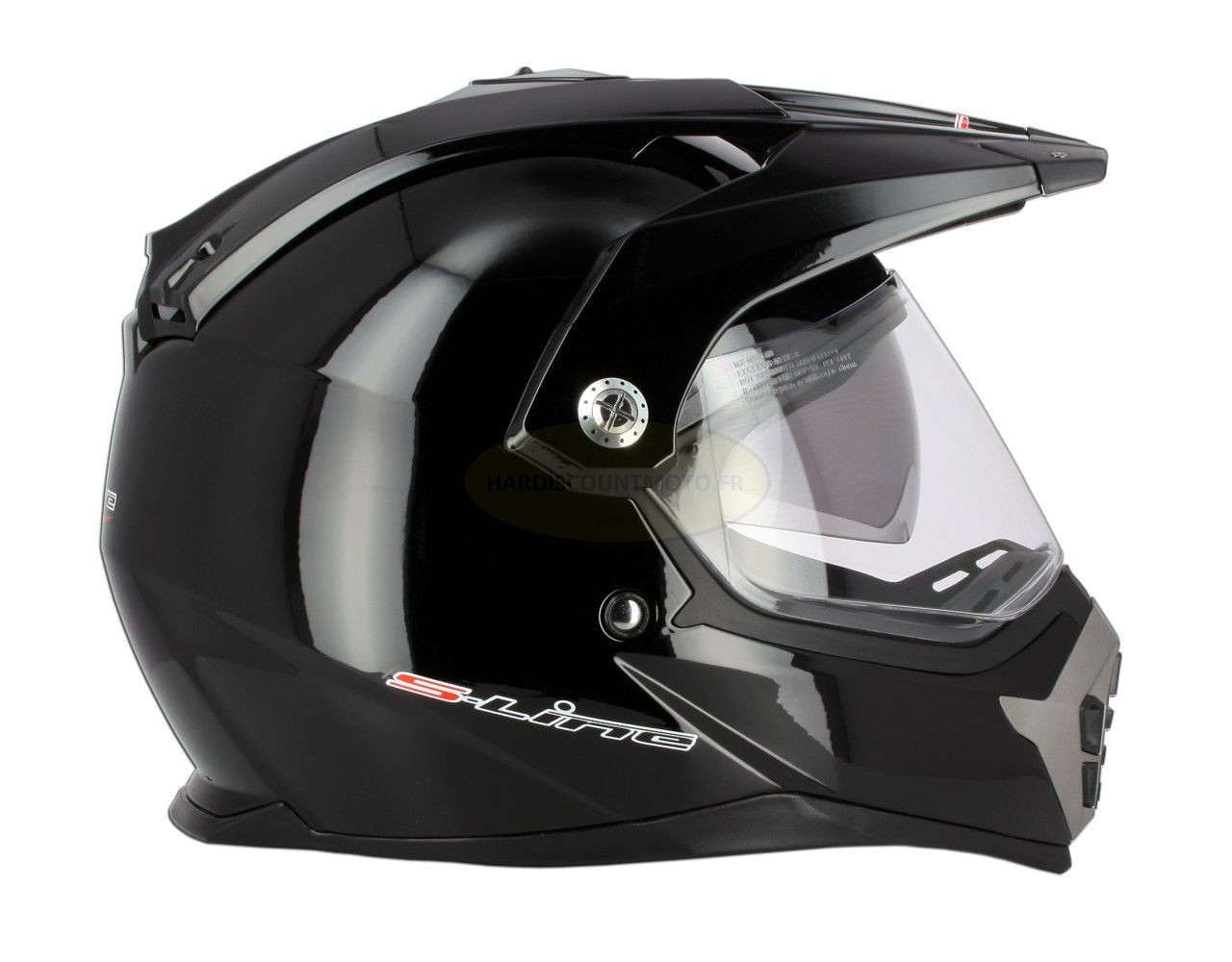 Casque Moto Enduro Air Pump S610