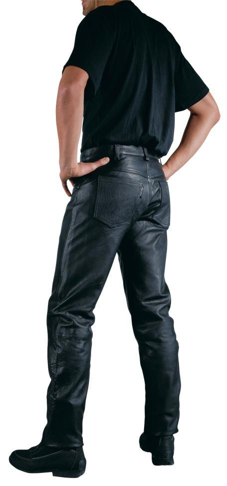 Jean Cleveland II noir - Difi motobigstore