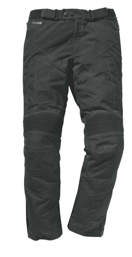 Pantalon Harrison PRO Aerotex noir - Difi motobigstore