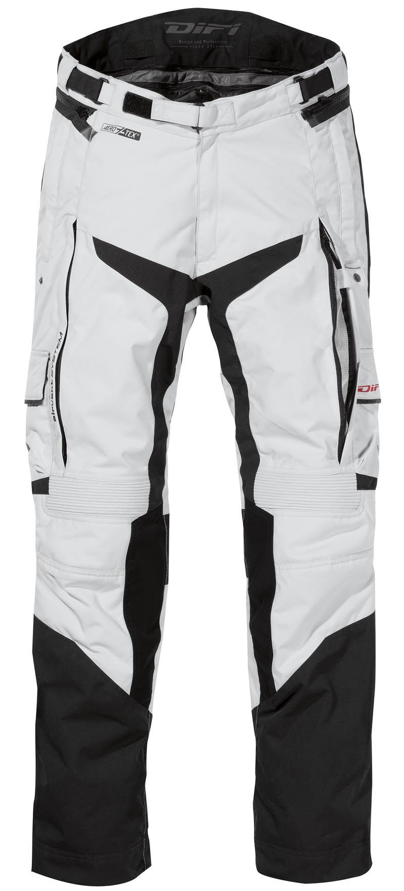 Pantalon Sierra Nevada PRO AX gris - Difi motobigstore
