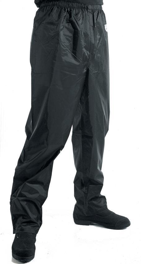 Pantalon Pluie DELTA - Noir - DIFI