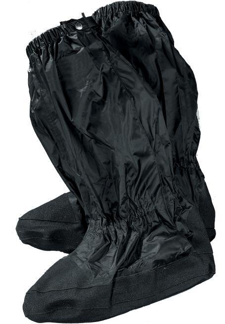 Sur-Bottes noir, marque Difi motobigstore