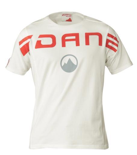 T-SHIRT Blanc - marque DANE
