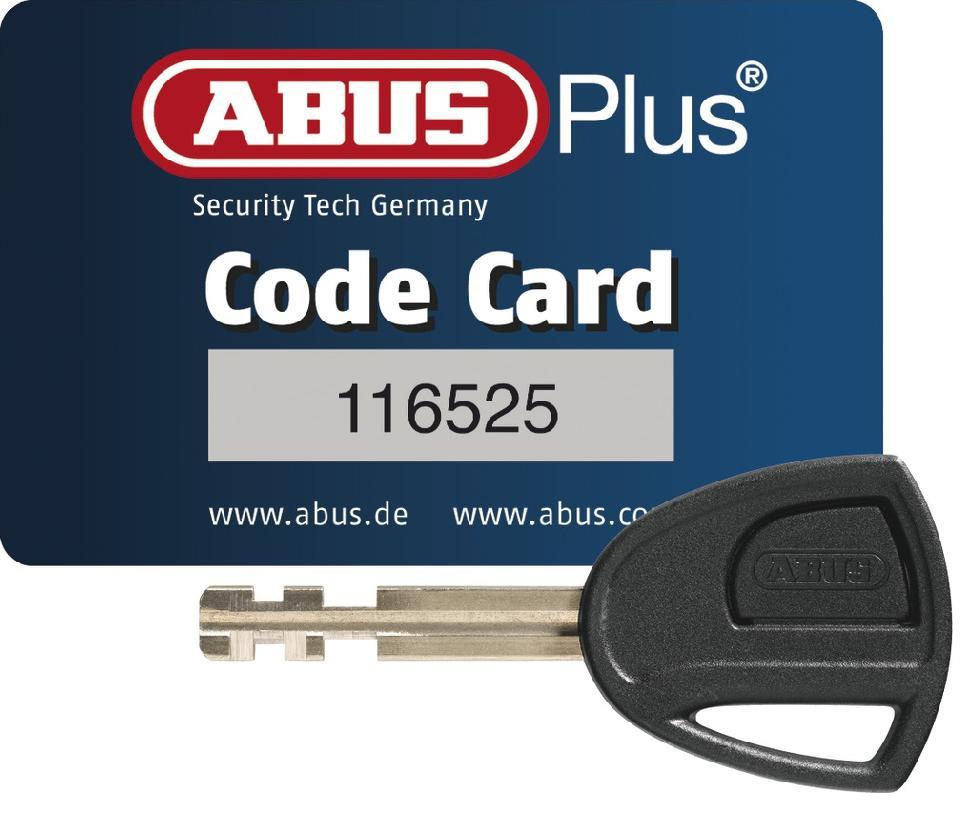 Bloque-disque GRANIT QUICK - ABUS, SRA - mini PRO YL - Image 1