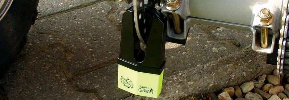 Bloque-disque GRANIT QUICK - ABUS, SRA - mini PRO YL - Image 3