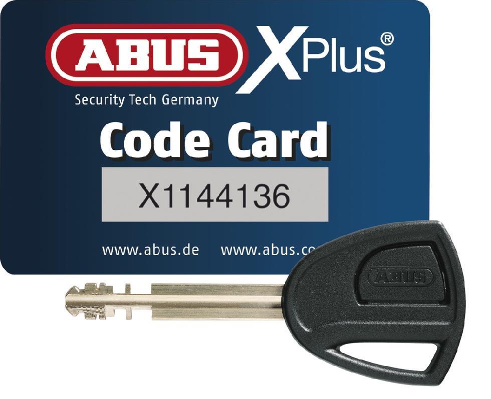 Bloque-disque Abus DETECTO X-PLUS 8077 - SRA - Orange - Image 1