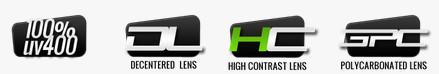 Lunettes de protection Moto Marans - Gyron - Transparent - Image 2