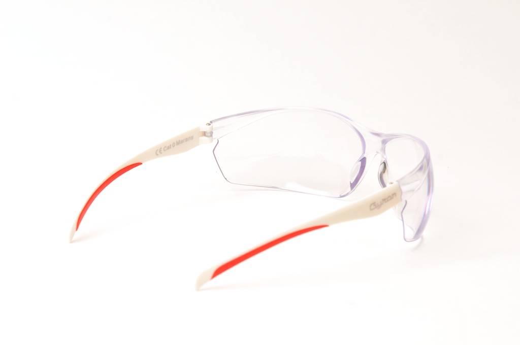 Lunettes de protection Moto Marans - Gyron - Transparent - Image 1