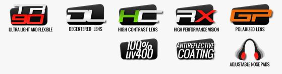 Lunettes de protection Moto Nash - Image 2