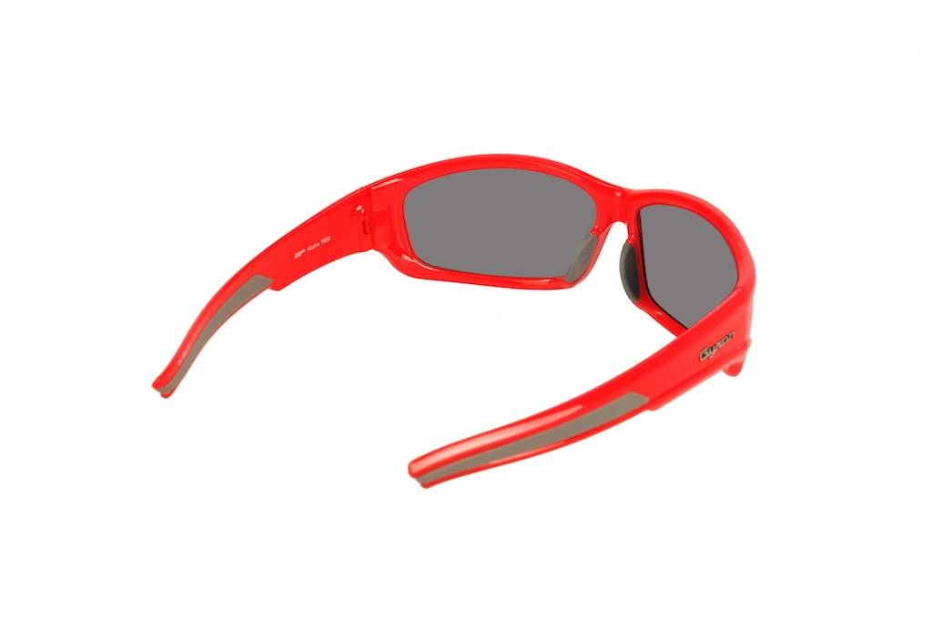 Lunettes de protection Moto Aludra Red - Gyron - Image 3