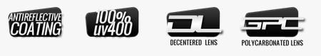 Lunettes de protection Moto Acrux - Gyron - Image 4