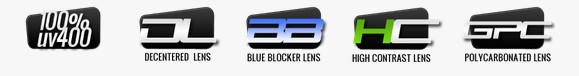 Lunettes de protection Moto Spica - Gyron - Image 4