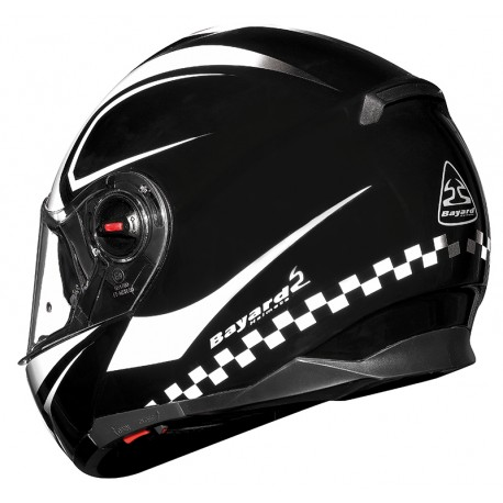 Casque Modulable BAYARD FP-30 S Racing - Image 1