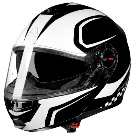 Casque Modulable BAYARD FP-30 S Racing - Image 2
