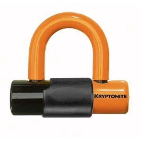 Bloque-disques Kryptonite EV orange motobigstore