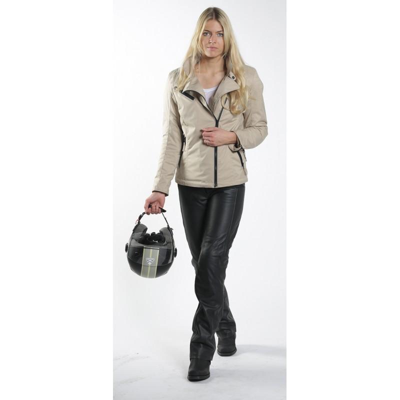 Veste moto femme INDIANA, Difi - Image 4
