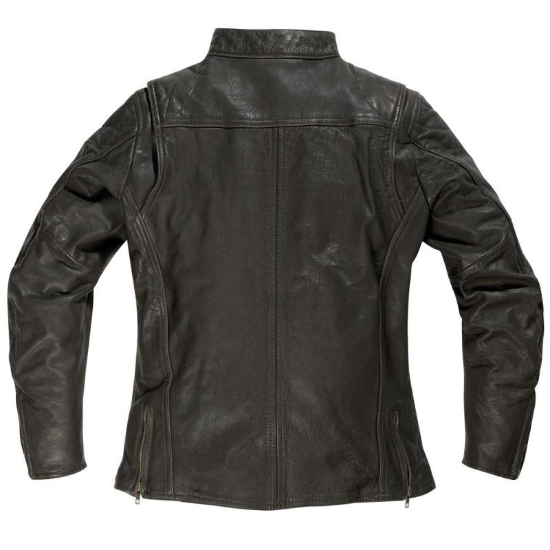 Veste moto femme en cuir CHICA, Difi - Image 1