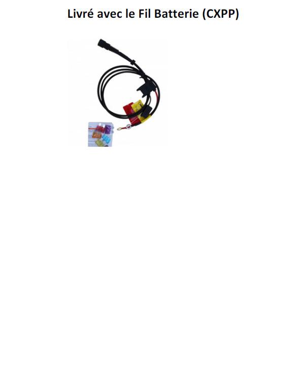 JLSS - Blouson chauffant Moto Gerbing Unisexe 12V sans batterie - Image 1