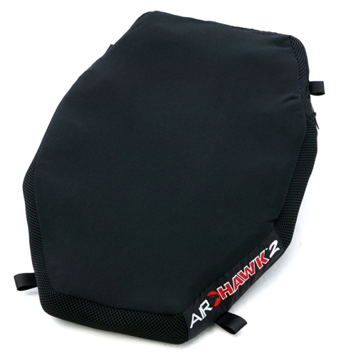 Coussin selle moto polyuréthane LARGE, AirHawk