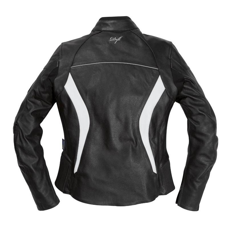 Veste sportive femme en cuir SOPHIE, Difi - Image 1
