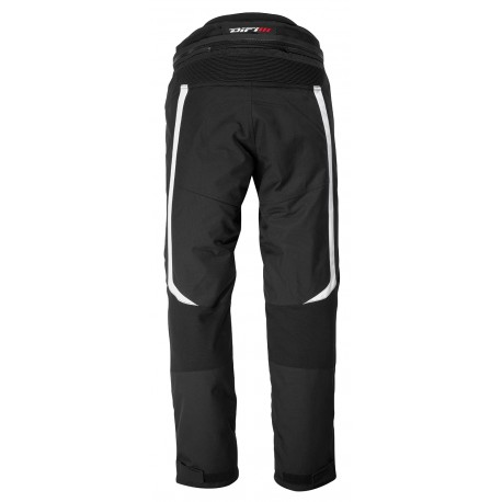 Pantalon TITAN Aerotex - Difi - Noir&Blanc - Image 1