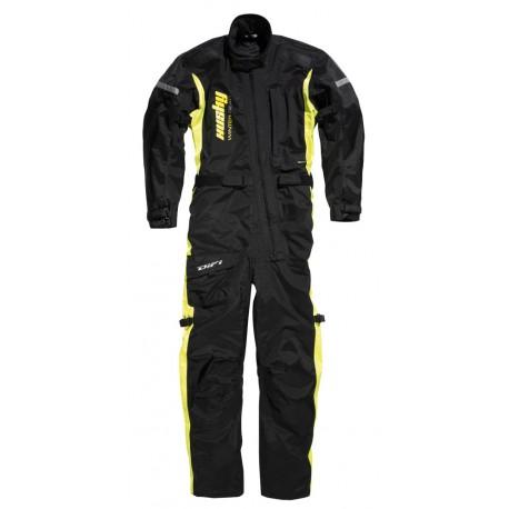 Sur Combinaison Thermique HUSKY - DIFI - noir & jaune fluo motobigstore