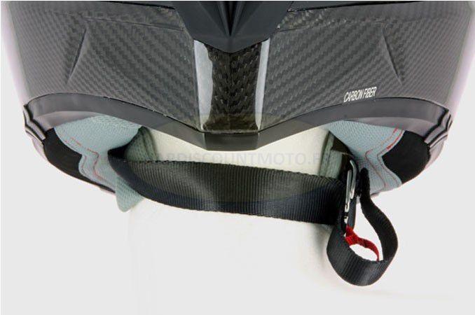 Casque Moto Cross S810 Carbone - Image 2