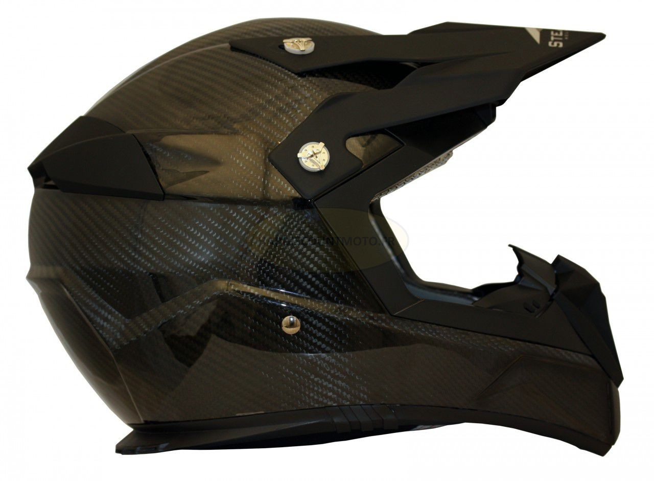 casque moto cross s810 carbone. Black Bedroom Furniture Sets. Home Design Ideas