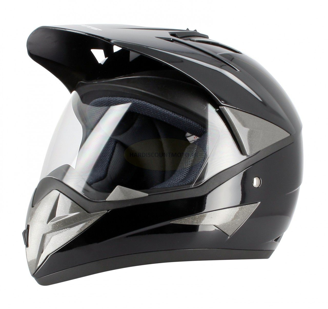 Casque Moto Enduro S650