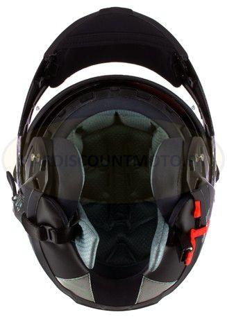 Casque moto modulable Summit IV S501 Blanc - Image 1