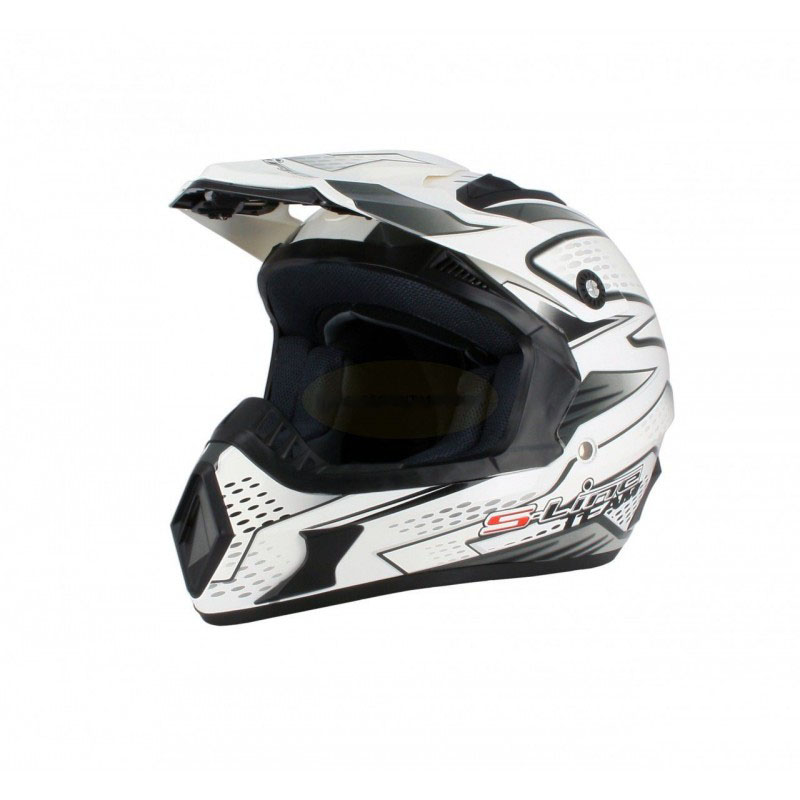 Casque Moto Cross S813 de S-Line - Image 3
